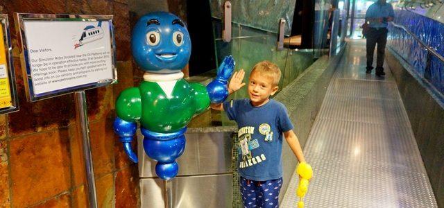 Музей науки (Petrosains Science Discovery Center): интересный музей для детей