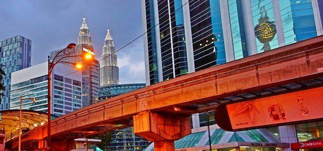Пешеходный Куала-Лумпур: наша большая прогулка (с фото)