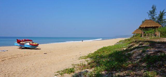 Парадайз Бич: райский пляж рядом сГоа