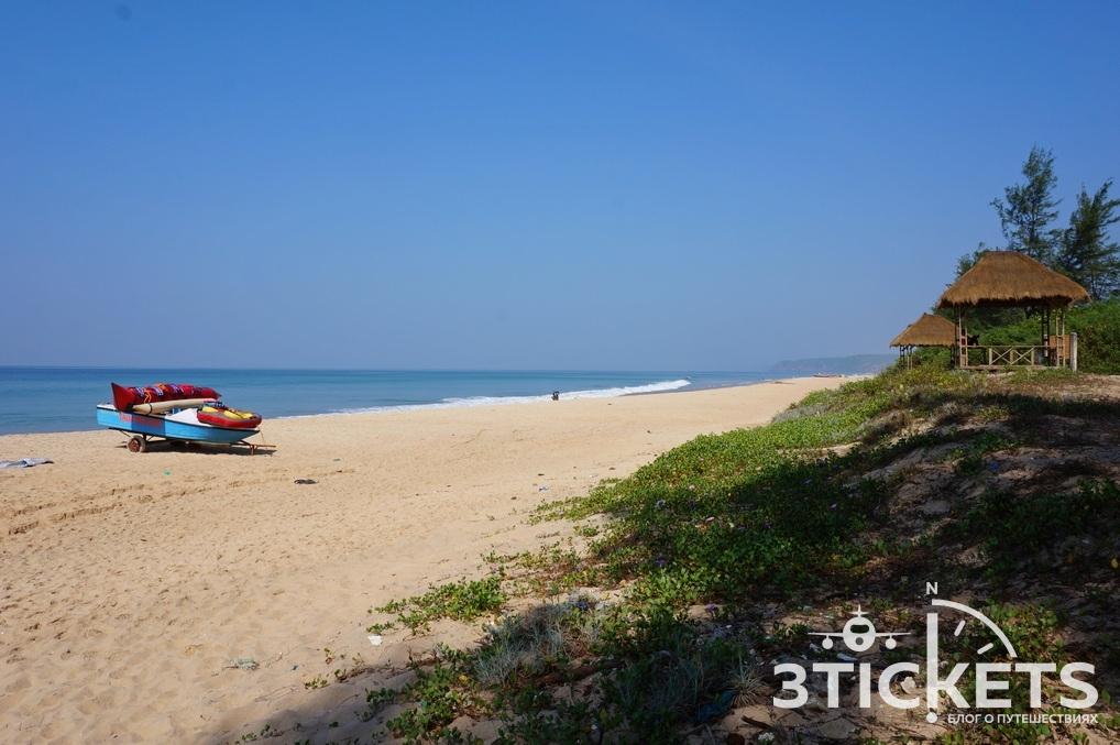 Пляж Парадайз (Гоа): фото, описание, как добраться
