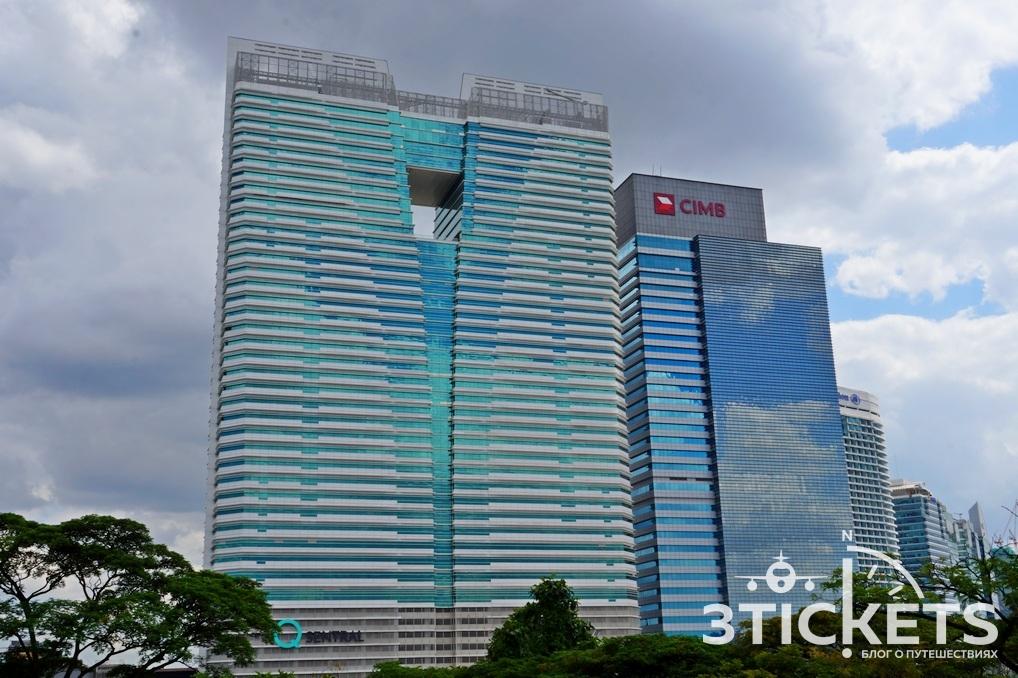 Фото-прогулка по Куала-Лумпуру: город 1001 небоскреба