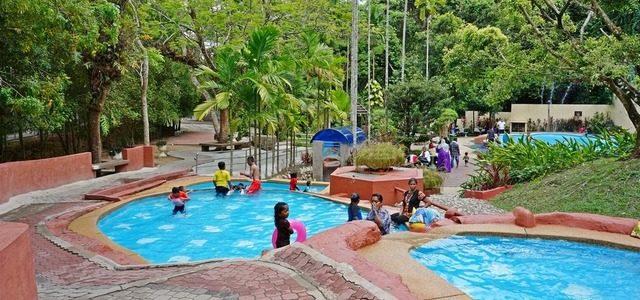 Youth Park наПенанге: парк отдыха иединения сприродой