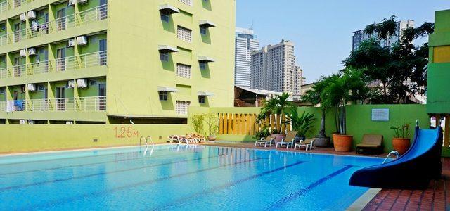 Aiyapura Bangkok— отель сбассейном вцентре Бангкока (наш отзыв)