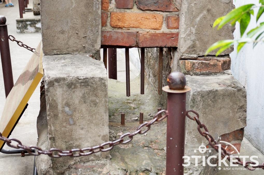 Тюрьма Хоа Ло в Ханое: побег политических хаключенных