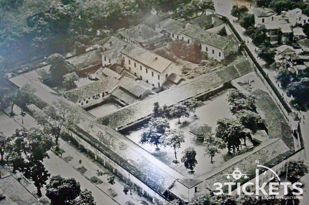 Музей-тюрьма Хоа Ло (Ханой Хилтон)