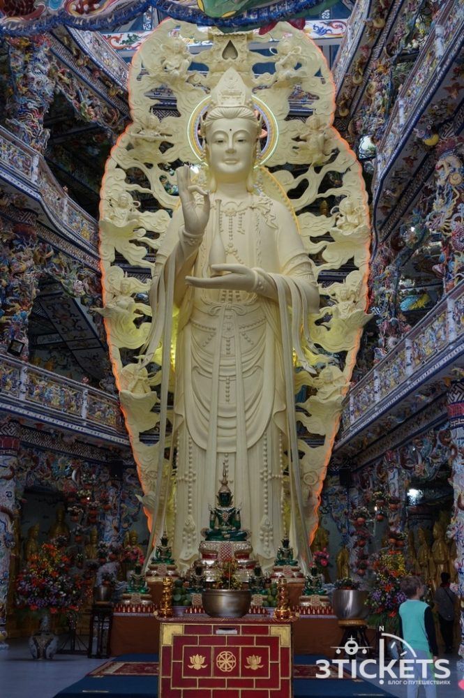 Пагода Линь Фуок (Linh Phuok) в Далате