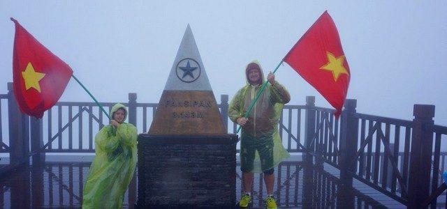 Гора Фансипан иканатная дорога вСапе: достопримечательность воблаках