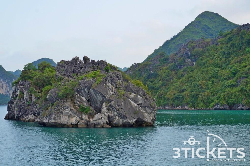 Экскурсия в бухту Халонг, Вьетнам: фото и цены