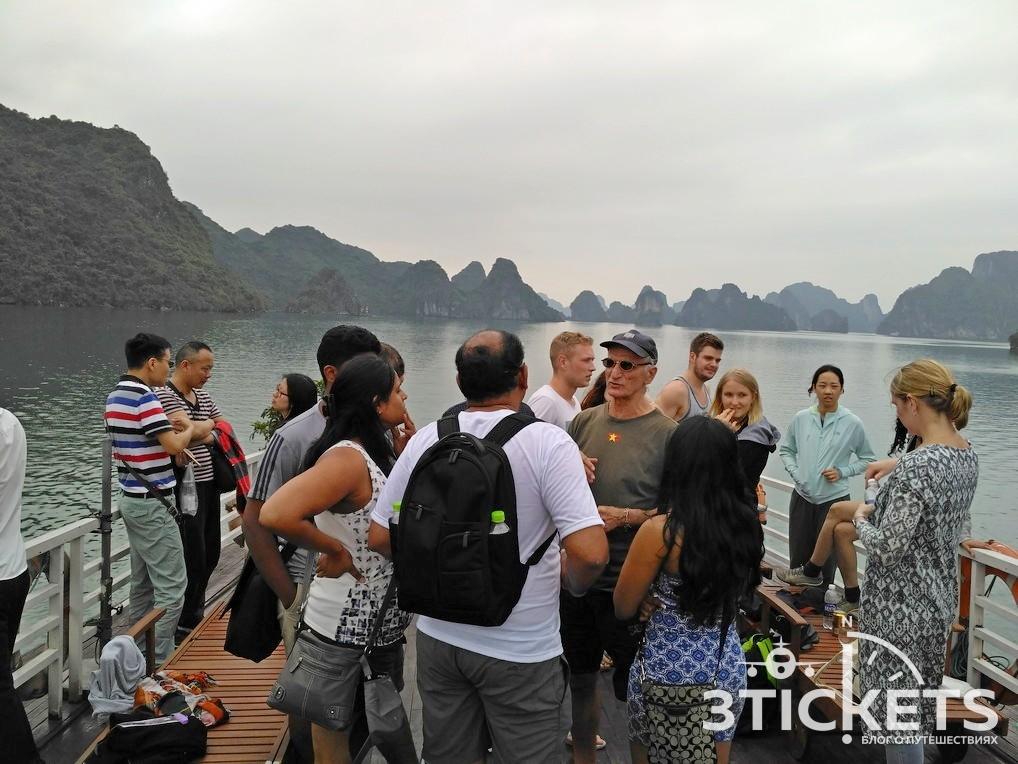 Экскурсия в Халонг из Ханоя: цены и фото