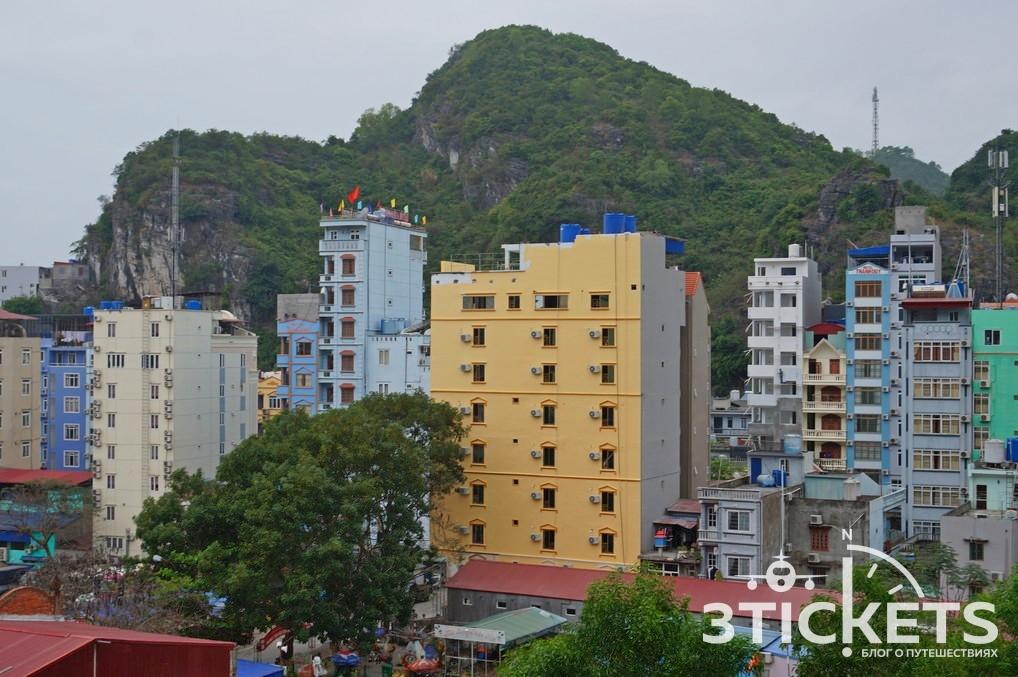 Отели на острова Катба, бухта Халонг, Вьетнам