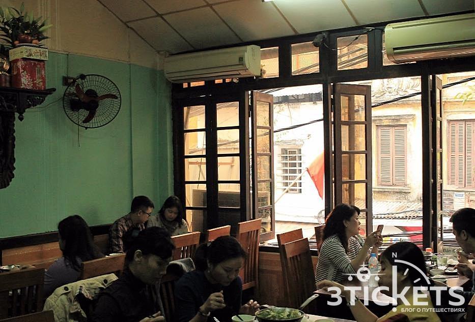 Ресторан Chả Cá Lã Vọng