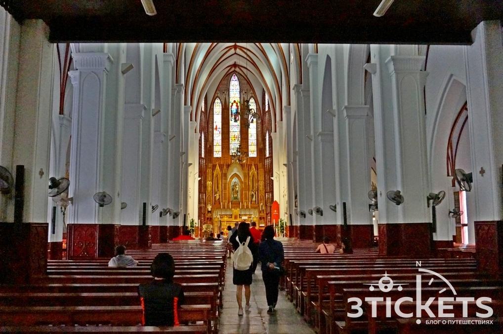 Кафедральный собор в Ханое