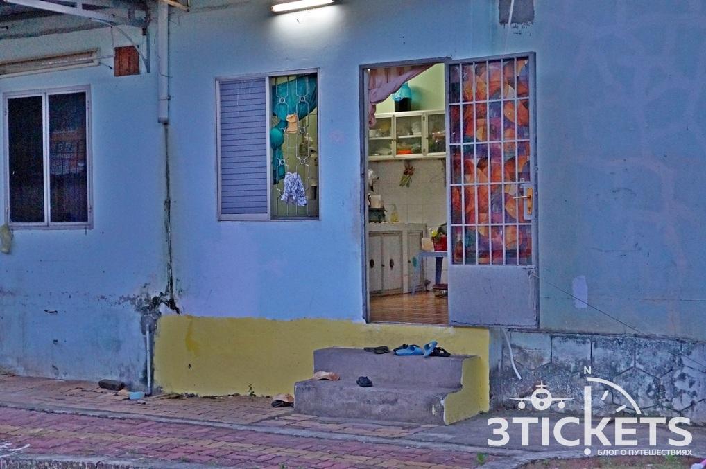 Микрорайон для работников Вьетсовпетро в Вунгтау