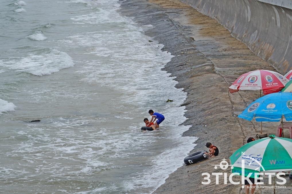 Пляжи Вунгтау: фото