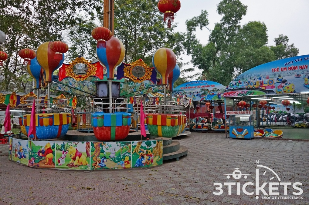Куда сходить в Ханое: зоологический парк