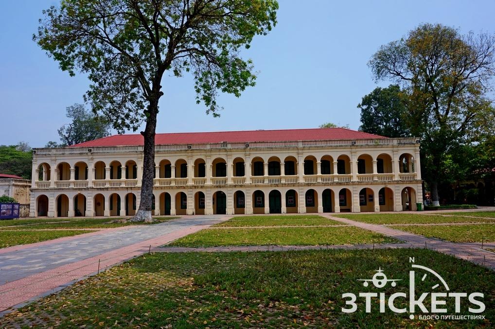 Ханойская цитадель: фото