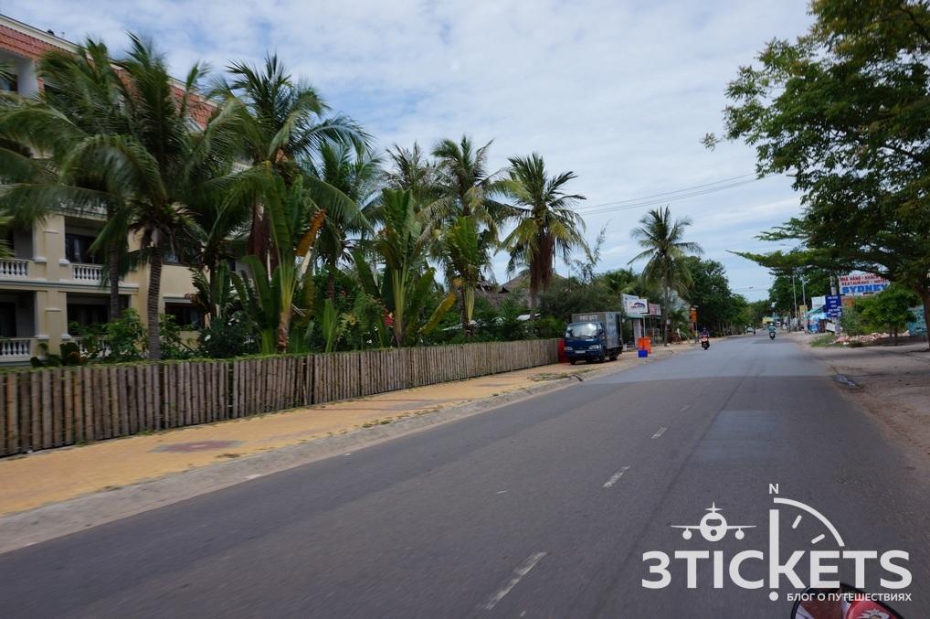 Улицы Муйне