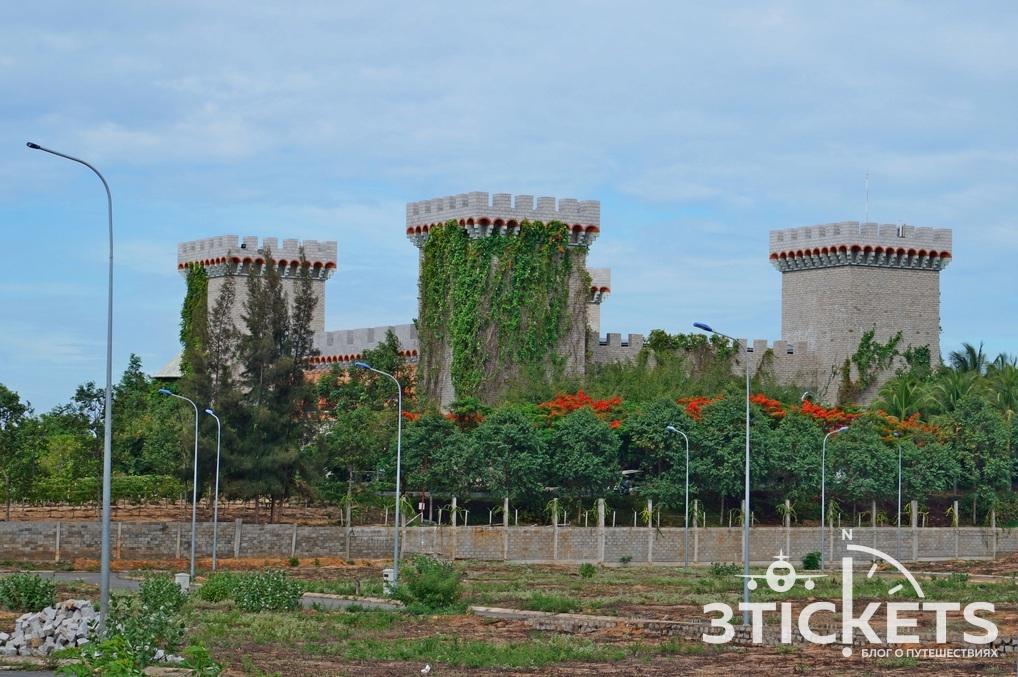 Винный замок в Муйне