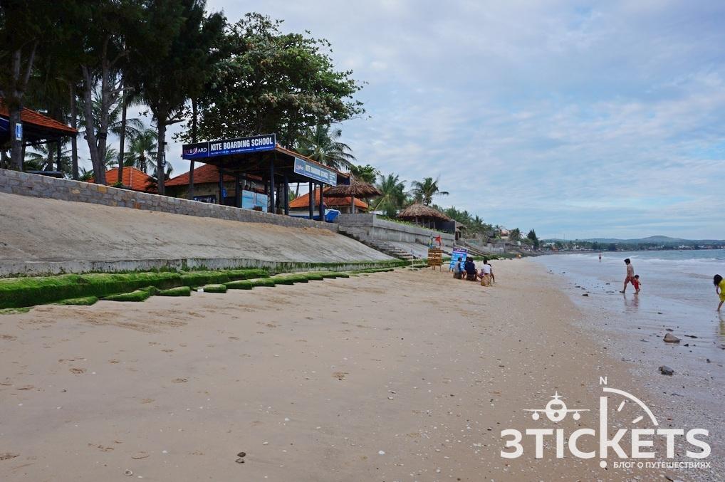 Пляжи в Муйне