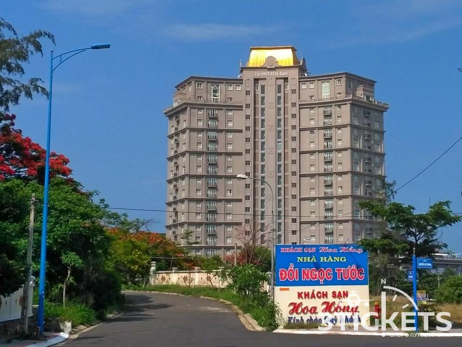 Отель Империал в Вунгтау