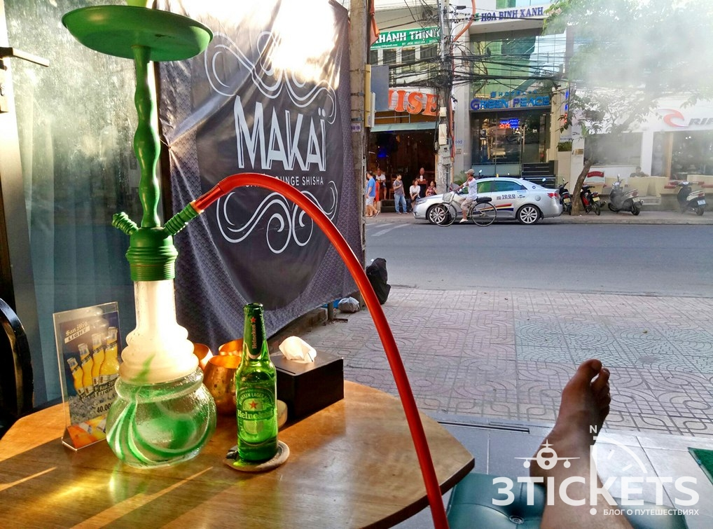 Бар Makai lounge в Нячанге