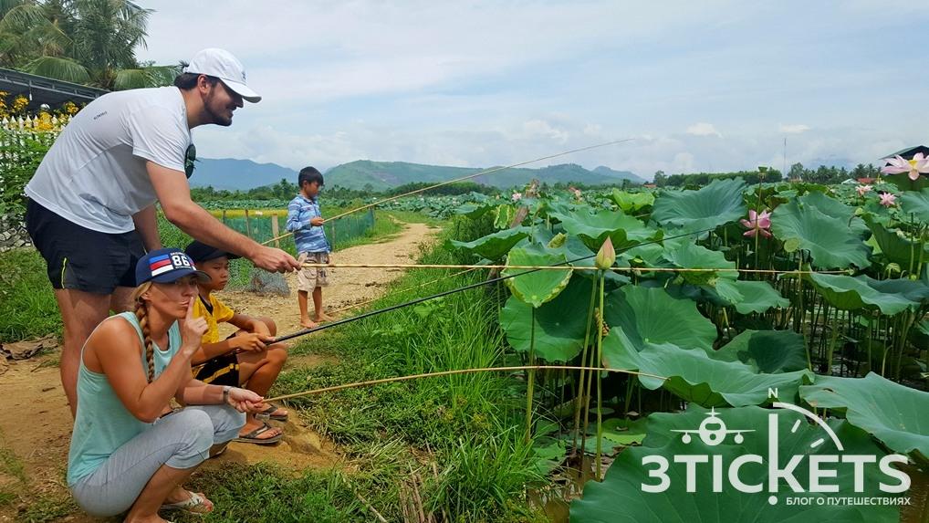 Экскурсии по дикому Вьетнаму