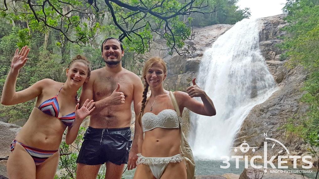 Самый красивый водопад в Нячанге