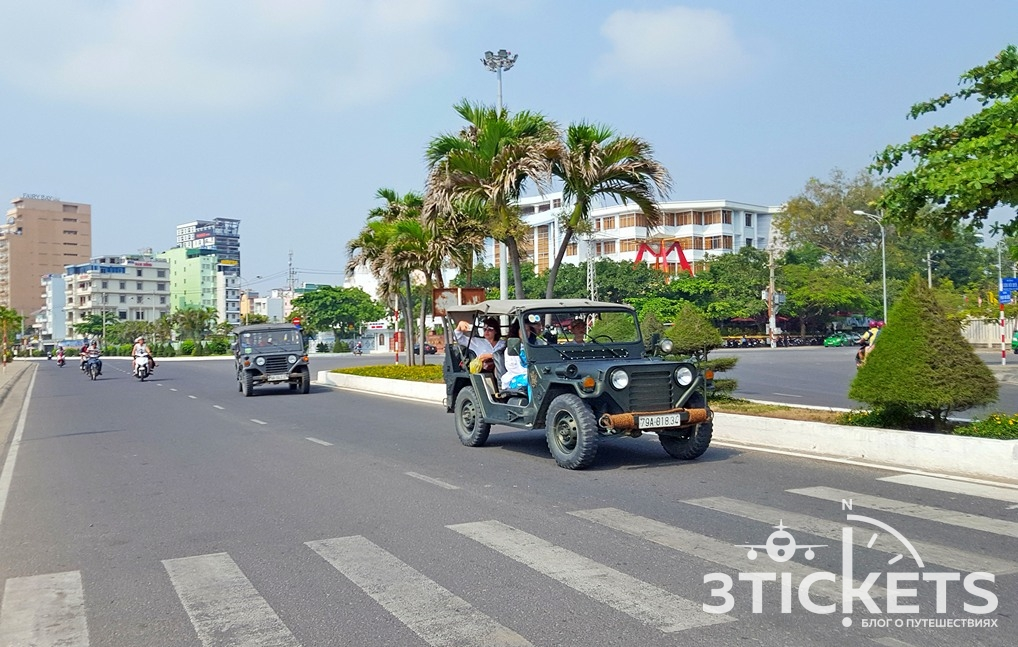Экскурсия на джипах в Нячанге
