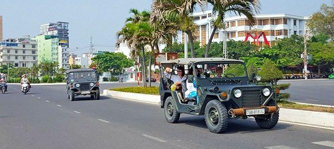 Экскурсия навоенных джипах вНячанге— «глубокое погружение» воВьетнам