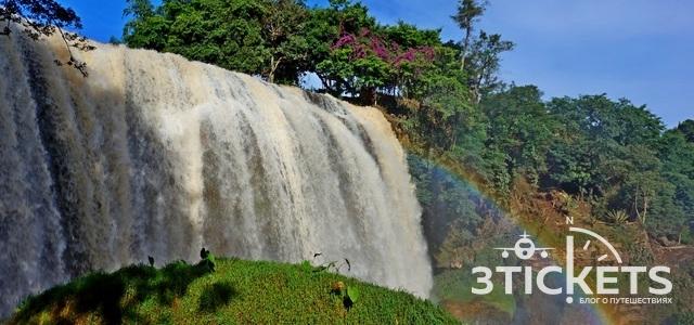 Слоновий водопад в Далате, Вьетнам: фото видео и наш отзыв