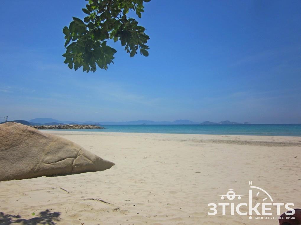 Пляж Джангл Бич в Нячанге