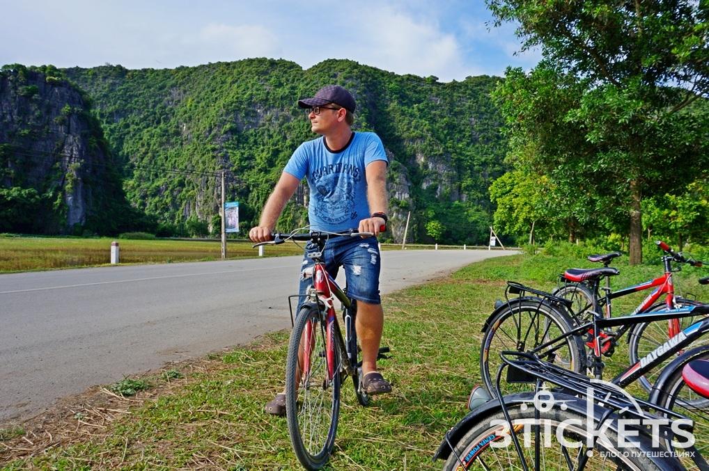Аренда велосипеда в Там Коке