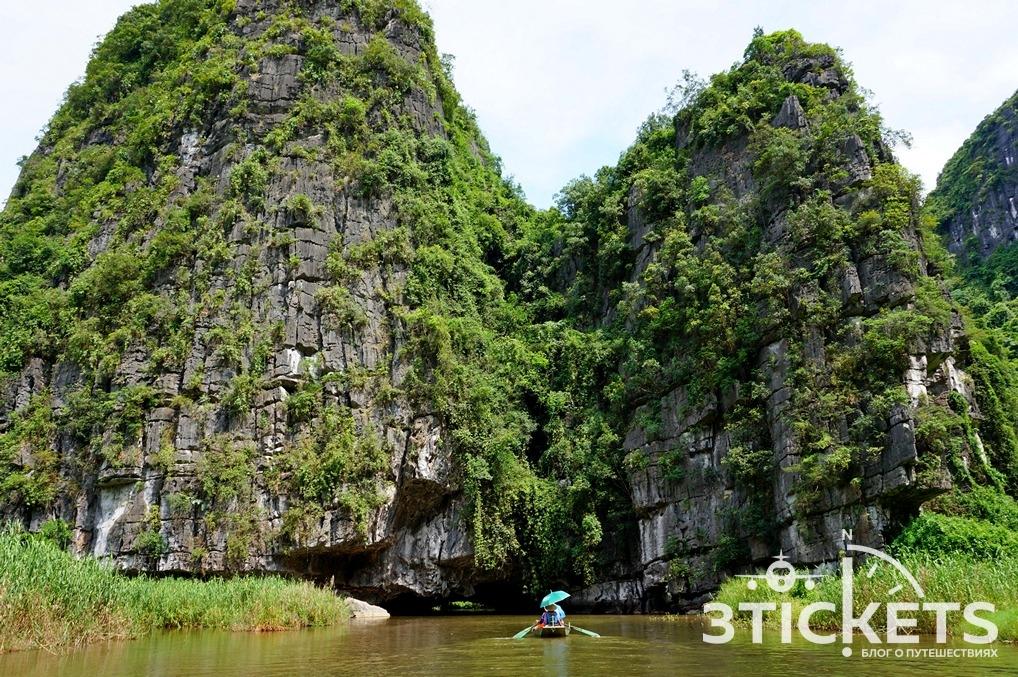Пещеры в Там Коке