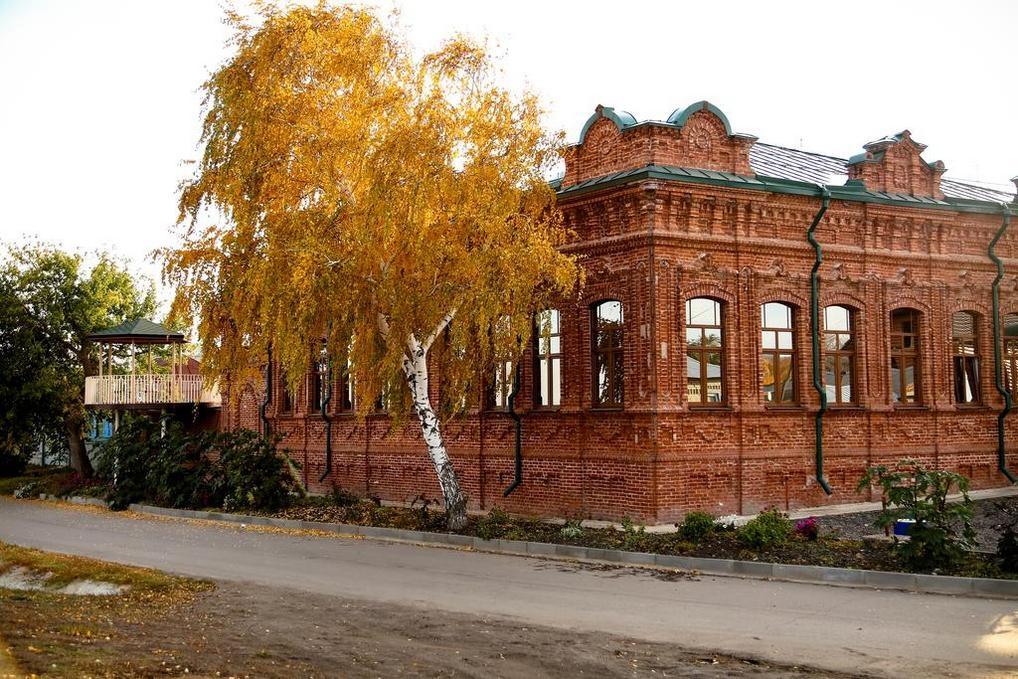 Гостиница Серебряный век в Хвалынске