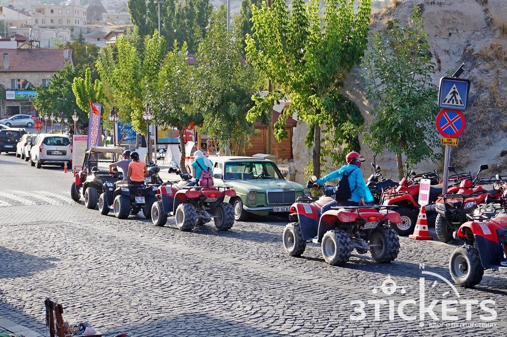 Аренда квадроциклов в Каппадокии