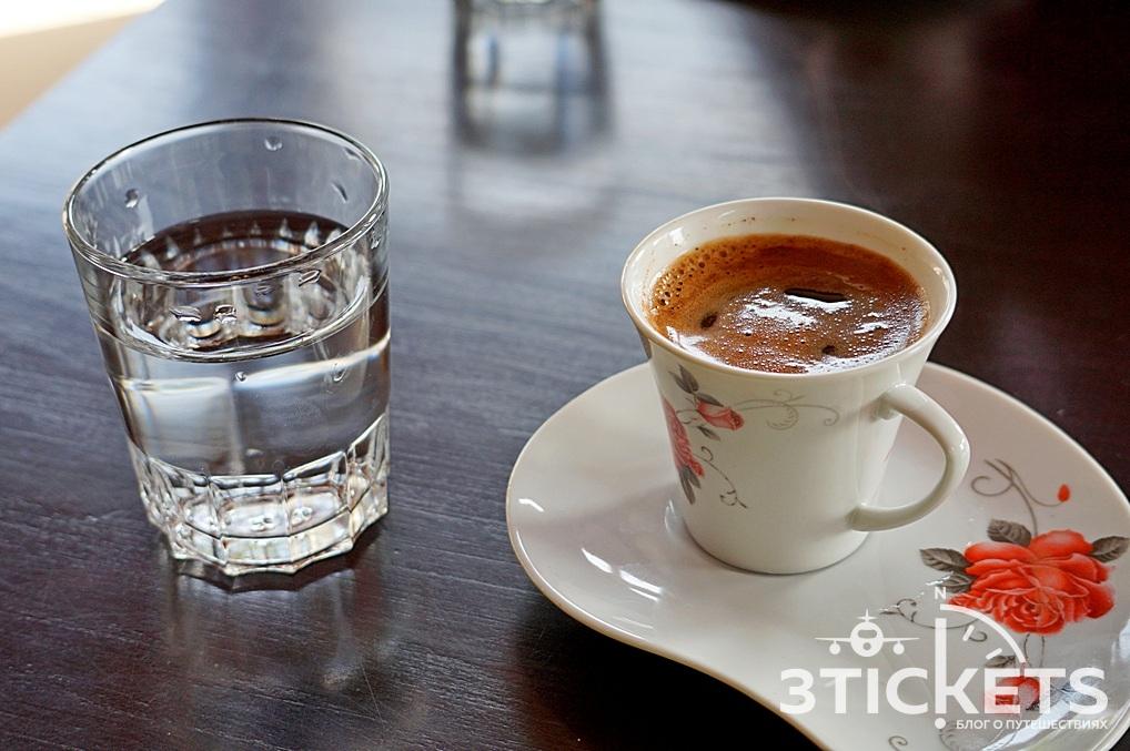 Турецкий кофе в турке