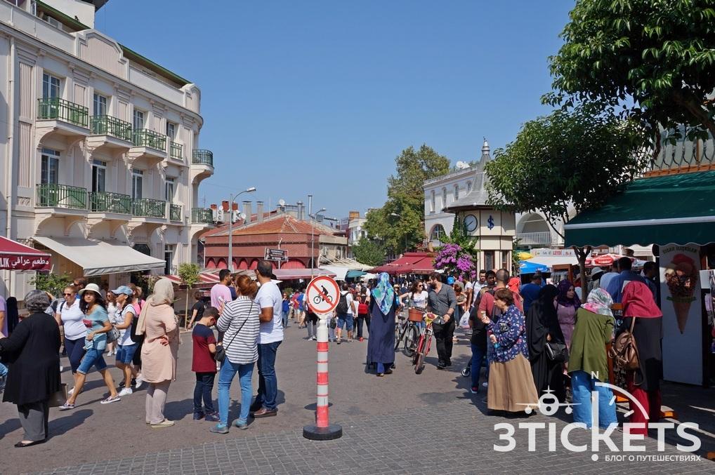 Достопримечательности острова Бююкада, Принцевы острова, Стамбул