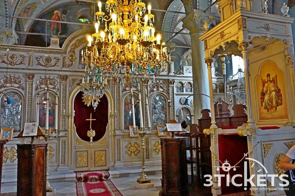Церковь Святого Георгия: достопримечательности Бююкады