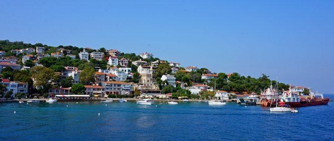 Принцевы острова вСтамбуле: напароме поМраморному морю