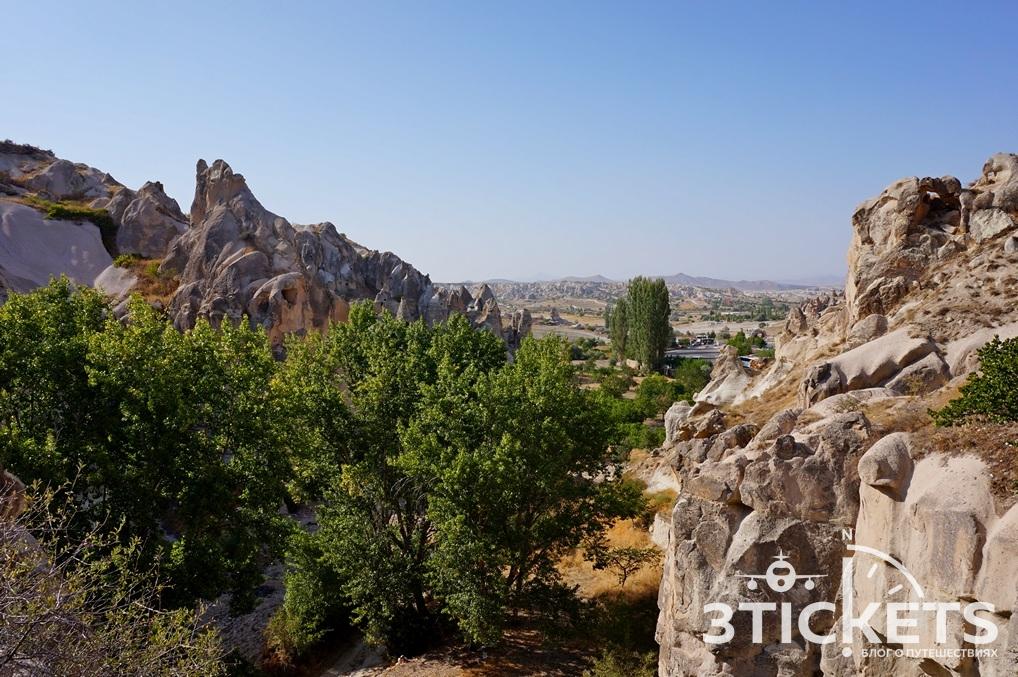 Zemi Valley Cappadocia