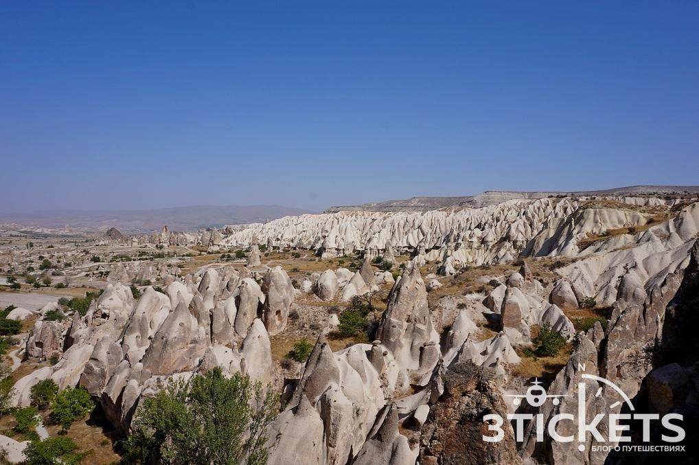 Прогулка по долинам Каппадокии, Турция