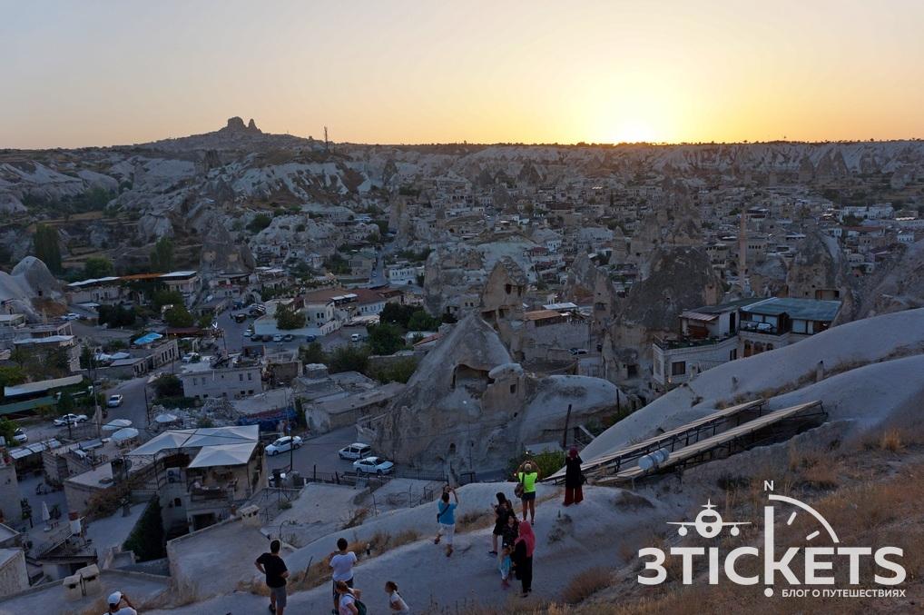 Гереме, Каппадокия (Турция)