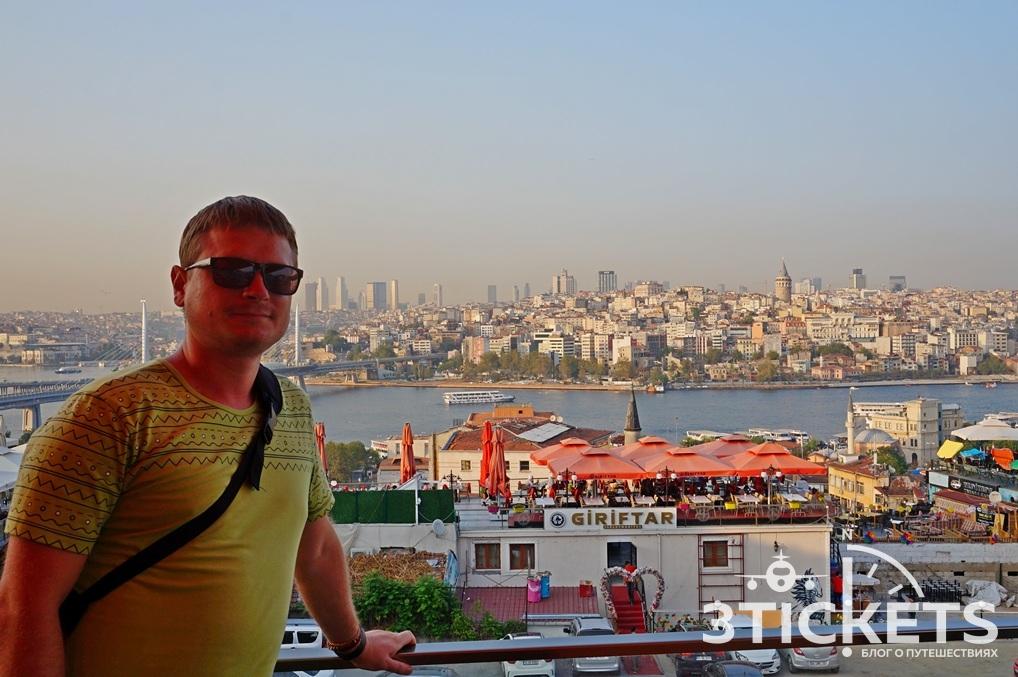 В какое время лететь в Стамбул