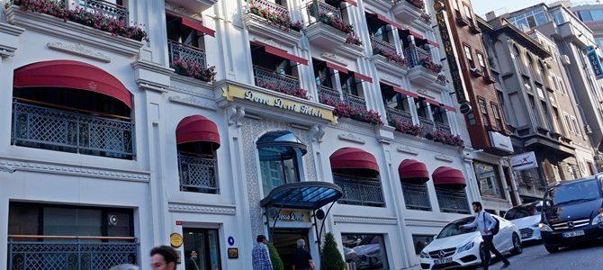 Недорогие ихорошие отели висторическом центре Стамбула— где остановиться?