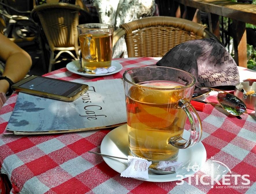 Кафе Пьер Лоти в Стамбуле