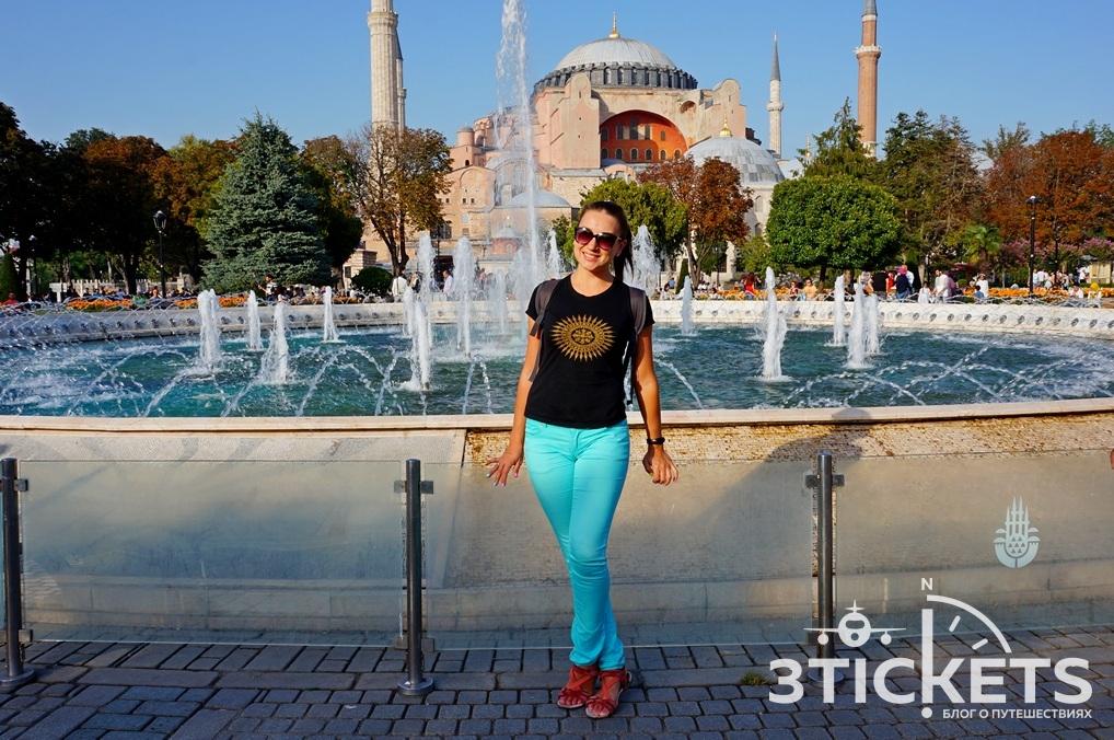 Собор Софии в Стамбуле