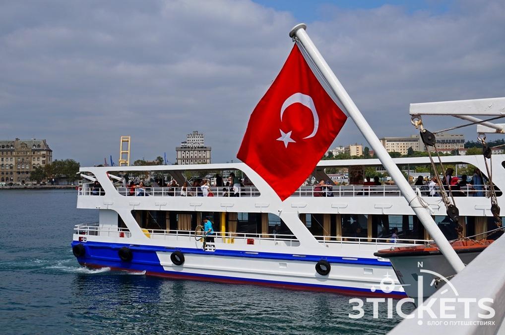 Паромы в Стамбуле