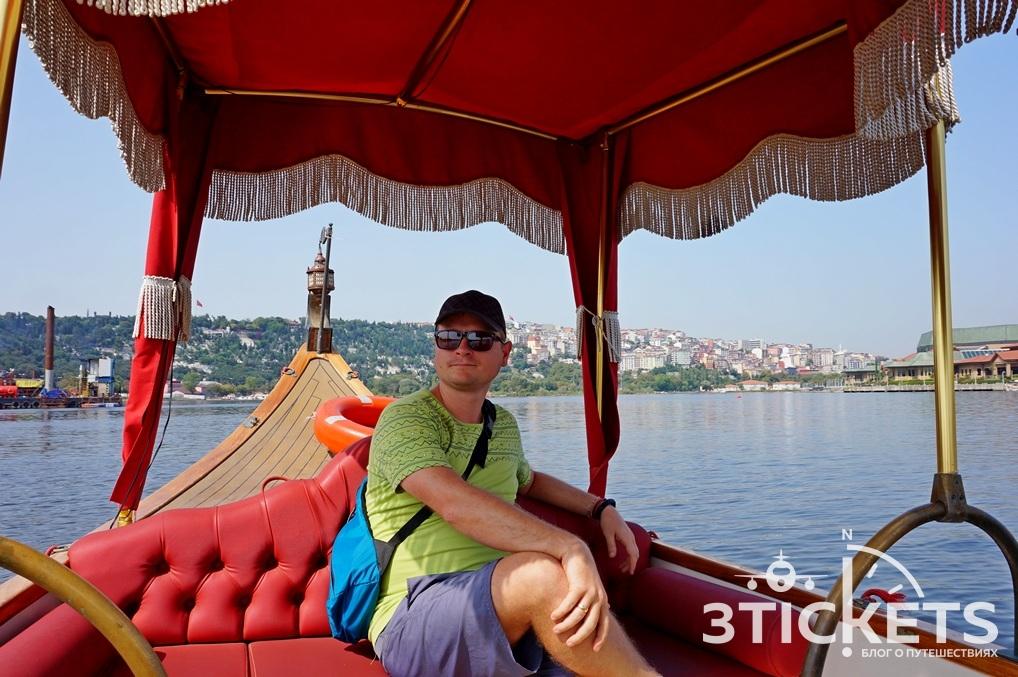 Речной транспорт в Стамбуле