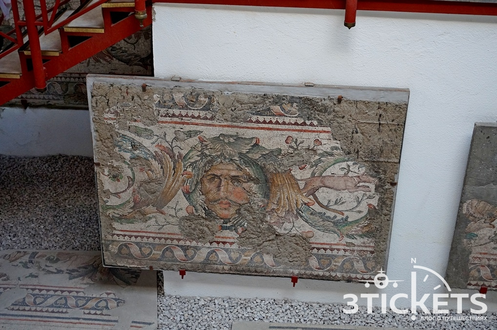 Музей мозаики в Турции