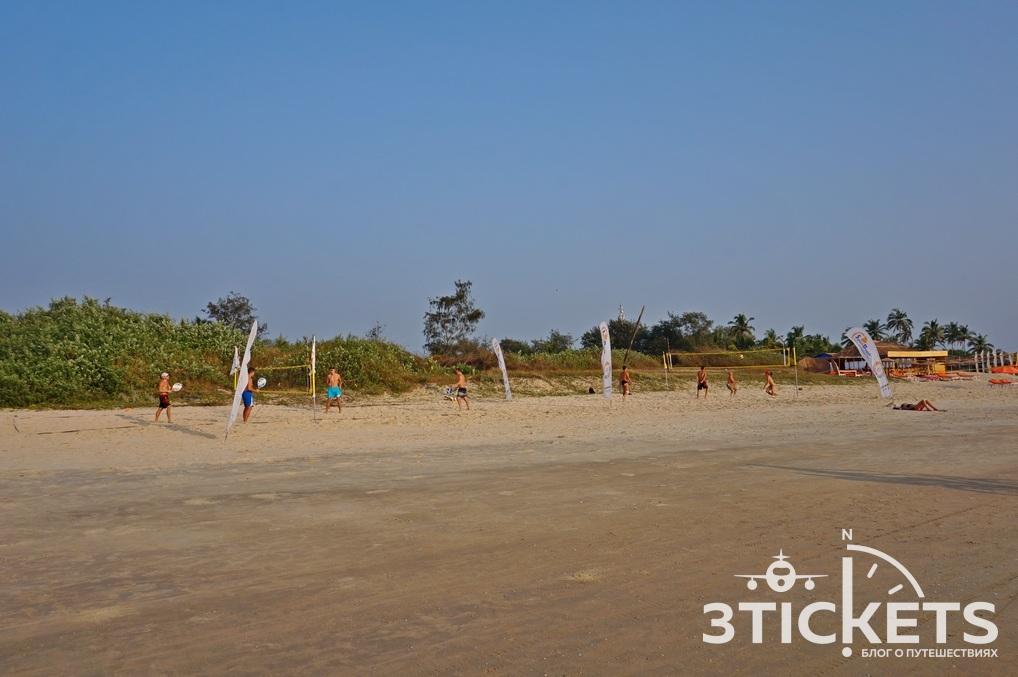 Пляж Бенаулим, Южное Гоа